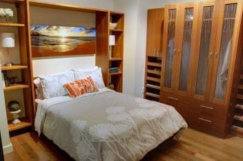 California Closets Honolulu HI bedroom
