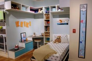 California Closets Honolulu HI kids children's bedroom