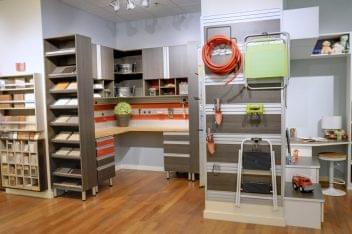 California Closets Honolulu HI tools workbench