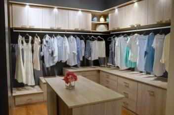 California Closets Honolulu HI wardrobe furniture