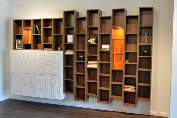 California Closets Scottsdale AZ wall cabinet shelves