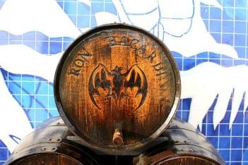Casa Bacardí  Cataño,Puerto Rico oak barrel rum