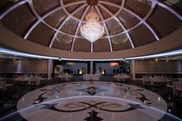 Grand Marquis Wedding Venue Banquet hall dome dance floor chandelier Old Bridge NJ