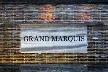 Grand Marquis Wedding Venue Banquet hall logo sign Old Bridge NJ