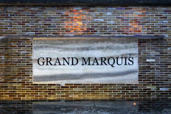 Grand Marquis Wedding Venue Banquet hall logo sign Old Bridge NJ