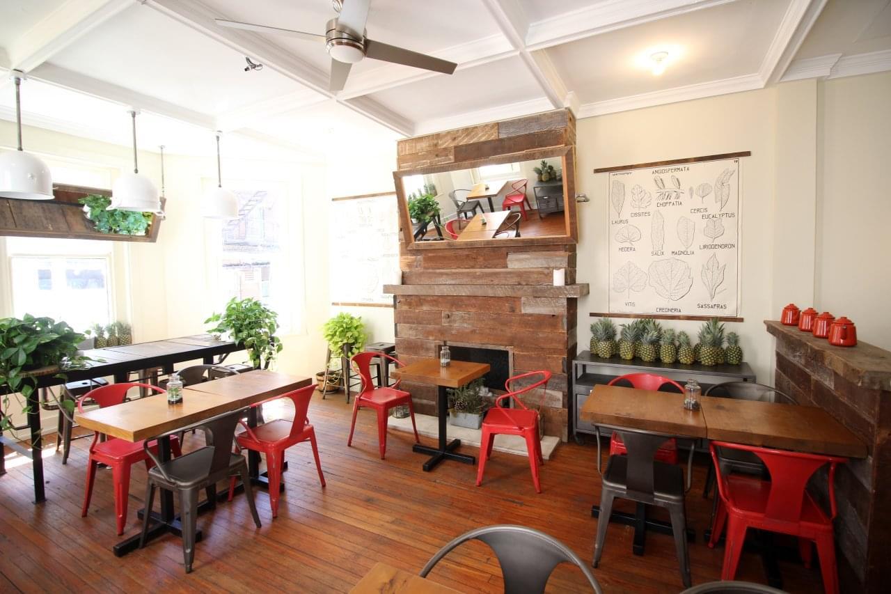 P.S. & Co. – Philadelphia, PA Cafe – See-Inside