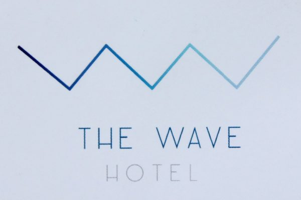 The Wave Hotel San Juan, Puerto Rico logo