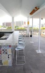 The Wave Hotel San Juan, Puerto Rico rooftop bar