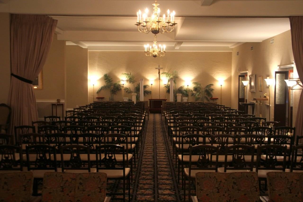 Baldi Funeral Home – Philadelphia, PA – See-Inside Funeral Home