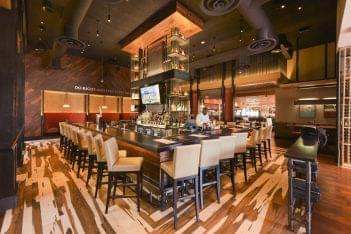 Del Frisco's Grille Irvine CA steak house bar