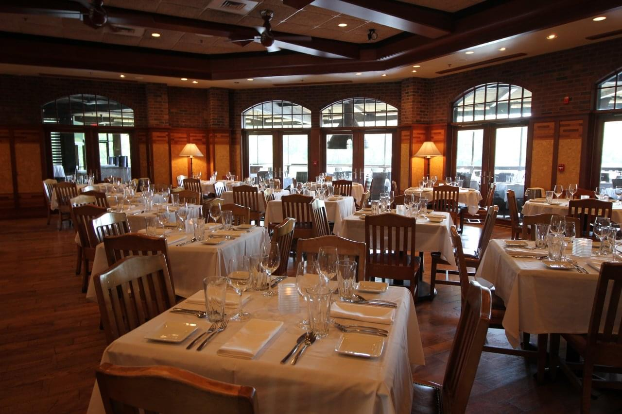 The chophouse see inside steak house gibbsboro nj for Best private dining rooms nj