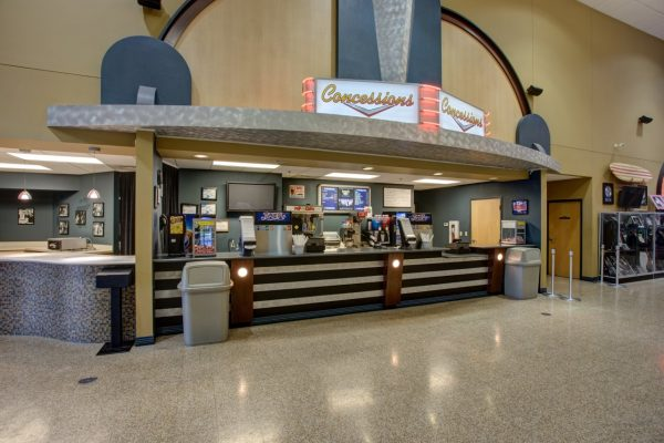 Legends In Concert Hall Theater Branson, MO concessions