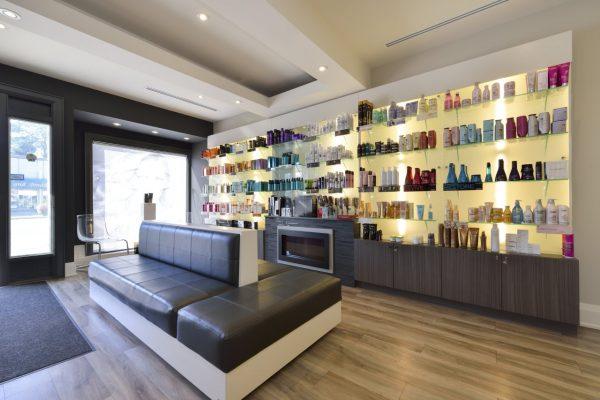 Taz Hair Company Toronto CA hair salon color bar