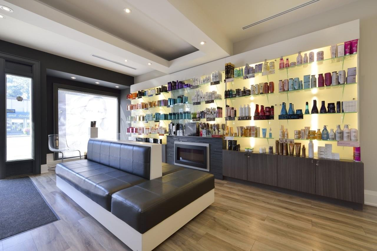 Taz hair company see inside hair salon etobicoke on google business view interactive - Color salon ...