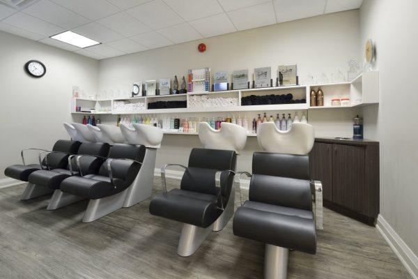 Taz Hair Company Toronto ON Canada Hairdresser Salon wash basin