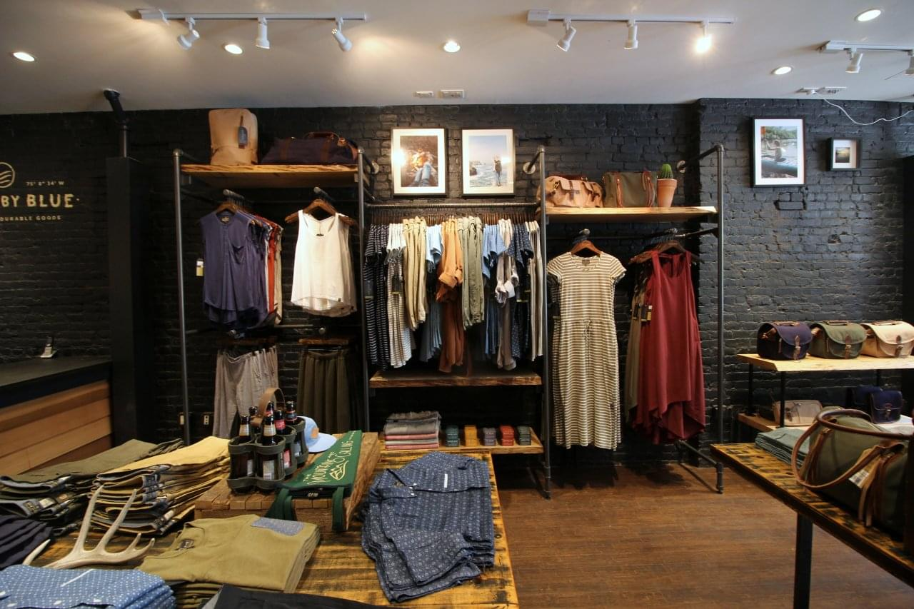 United By Blue See Inside Clothing Store Nolita New
