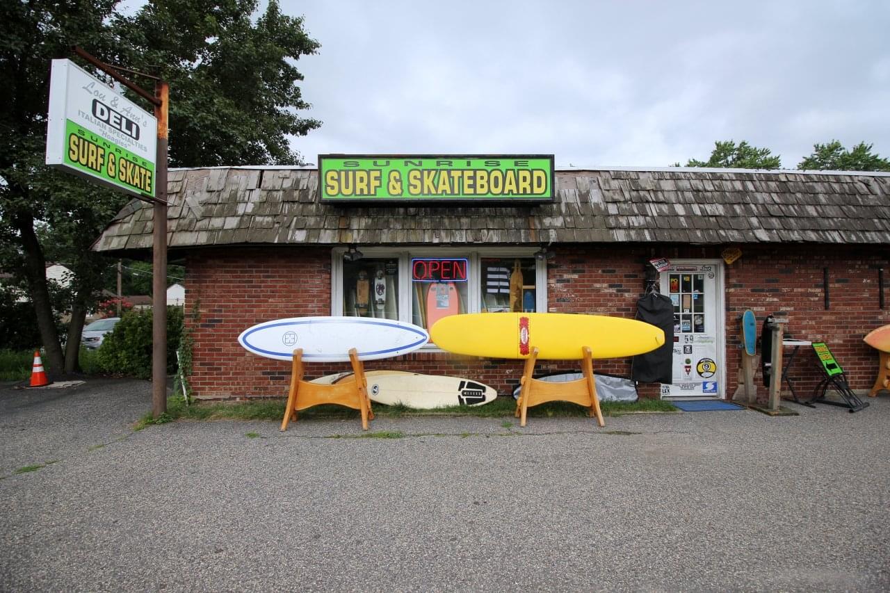 Sunrise Surf & Skateboard, Cherry Hill NJ – See-Inside