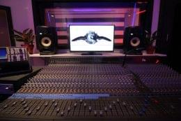 Audemus Enterprises Music Recording Studio Bronx NY mixer mixing board