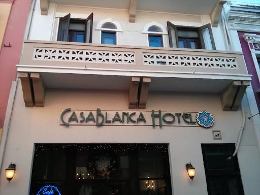 CasaBlanca Hotel – See-Inside Hotel – San Juan, Puerto Rico