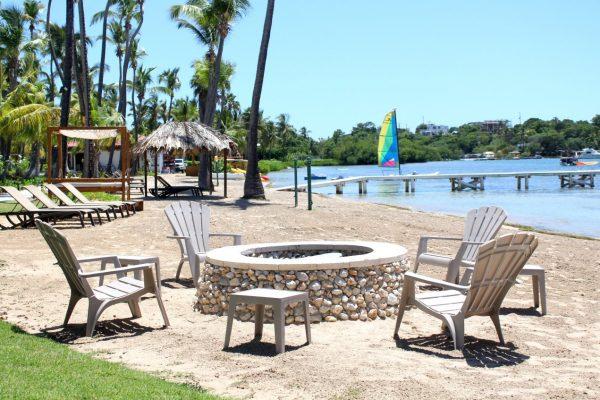 Copamarina Beach Resort & Spa Guánica Puerto Rico beach fire pit