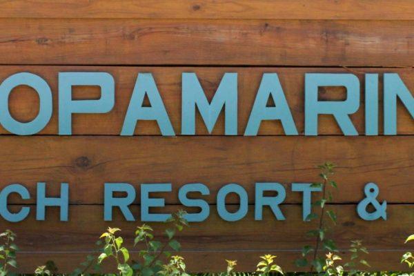 Copamarina Beach Resort & Spa Guánica Puerto Rico sign