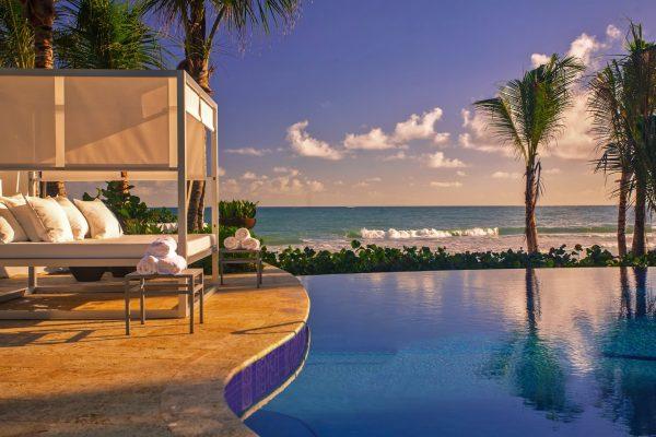 La Concha A Renaissance Resort San Juan Puerto Rico Infinity Pool