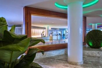 La Concha A Renaissance Resort San Juan Puerto Rico Lobby Front Desk
