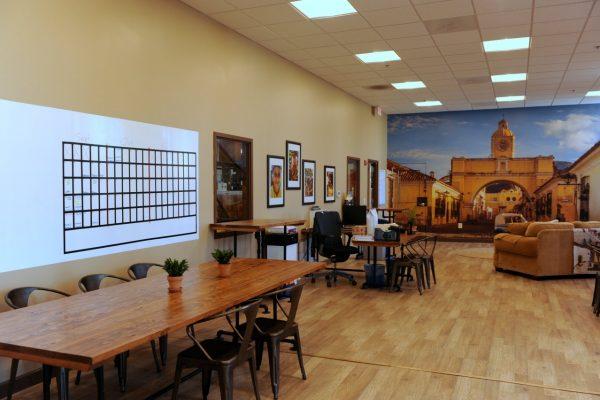 Mayorga Organics Rockville MD office