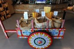 Mayorga Organics Rockville MD wagon coffee bags beans