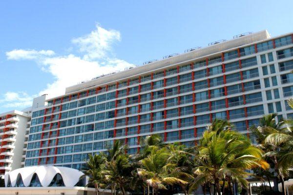 Perla Restaurant San Juan Puerto Rico La Concha Renaissance resort