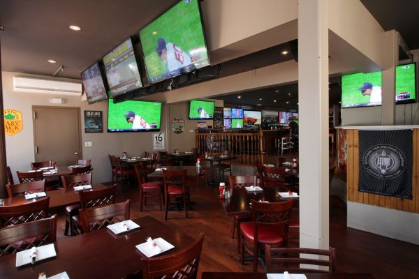 The Beer Spot & Grill Sports Bar Fort Lee NJ seating