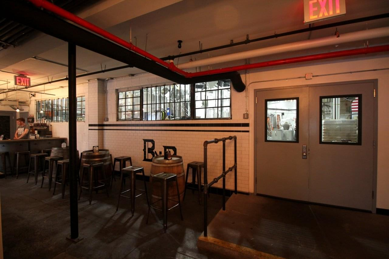 The Bronx Brewery, Bronx NY – See-Inside Brewery