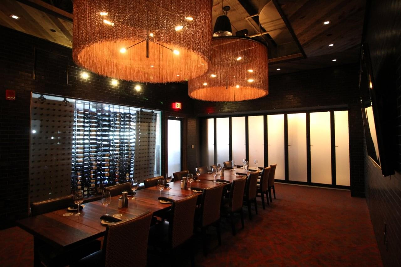 Del friscos grille stamford ct see inside steak house