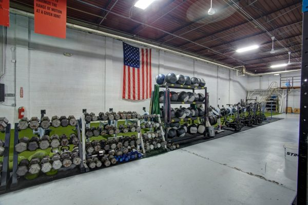 CrossFit 757 Norfolk VA free weights