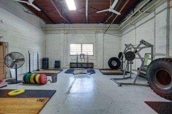 CrossFit 757 Norfolk VA gym equipment