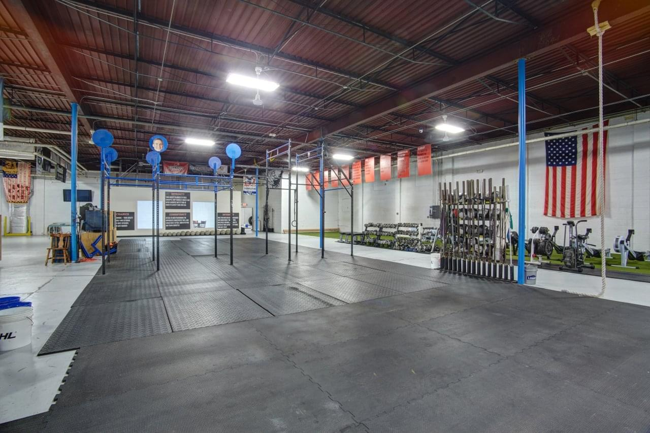 CrossFit 757 Norfolk VA work out space