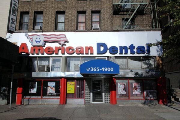 American Dental Office Bronx, NY Dentist