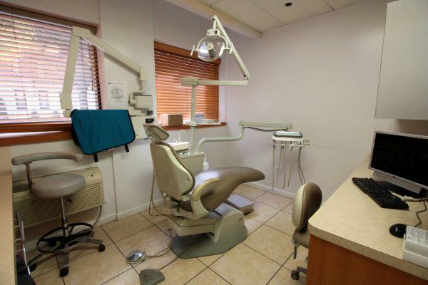 American Dental Office Caton Ave, Brooklyn, NY Dentist chair exam room