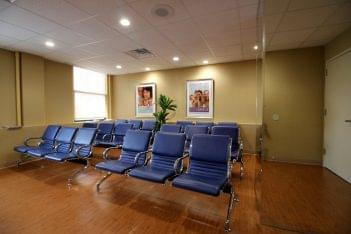 American Dental Office Hempstead NY Dentist reception waiting room