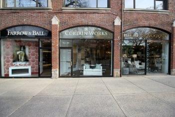 Curtain Works of Greenwich CT Interior Designer