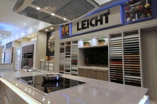 Leicht Greenwich CT kitchen remodeling designer