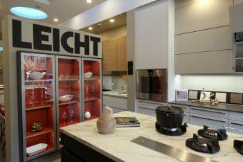Leicht Greenwich CT kitchen remodeling stovetop
