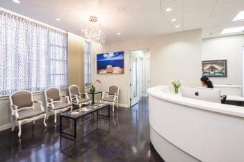 Meyer Clinic Arlington, VA oral surgeon office reception