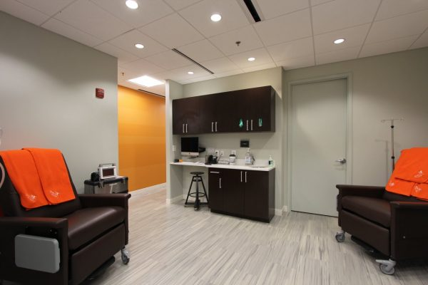 Meyer Clinic Arlington, VA oral surgeon office waiting room
