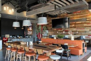 Select Pizza Grill Sewell, NJ Washington Twp pizzeria dining seating area