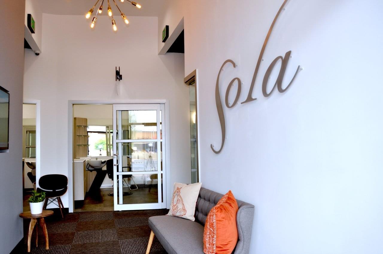 Sola Salon Studios Chandler, AZ beautician