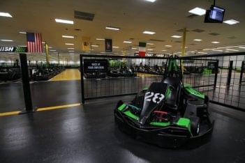 Speed Raceway Cinnaminson, NJ Go Kart track