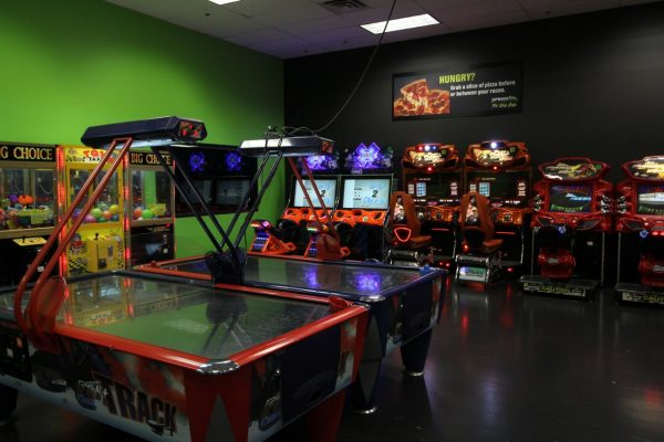 Speed Raceway Cinnaminson, NJ Go Kart track arcade