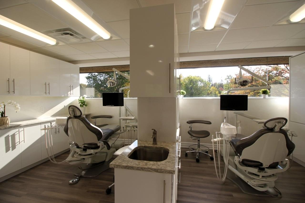 Tenafly Dental Spa Tenafly, NJ dentist exam rooms