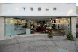 Tesla Greenwich CT car dealer